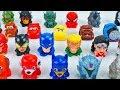 Disney Cars 3 Paw Patrol Transformers Mashems Fashems Blastems Surprise Egg Batman Wonderwoman