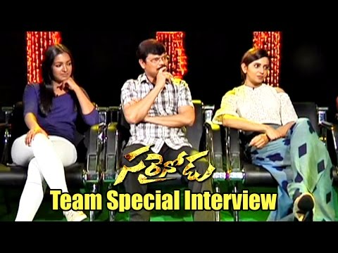 Sarrainodu Movie Team Special Interview | Allu Arjun, Rakul Preet, Boyapati Sreenu