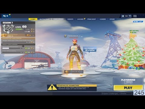 COMO Poner RESOLUCION ESTIRADA 4:3 EN FORTNITE PC | TheDemonick