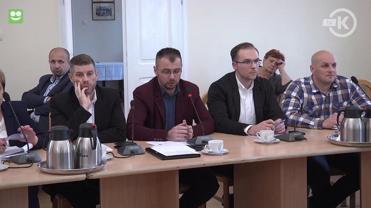 Nadzwyczajna Sesja Rady Miasta Koła - październik 2017