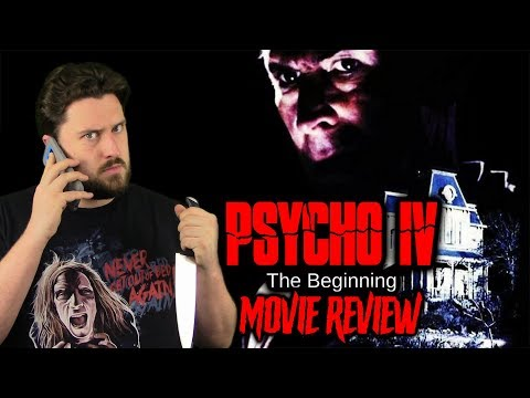 Psycho IV: The Beginning (1990) - Movie Review
