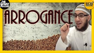 The Grain of a Mustard (Arrogance) by Abu Mussab Wajdi Akkari