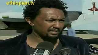Ethiopian Artists Visit Military Sites