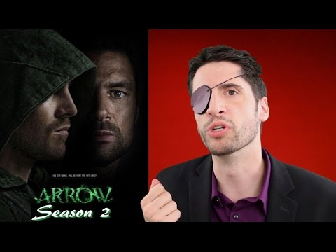 Arrow season 2 review