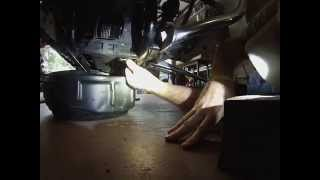 10. How to Change the oil in Yamaha Roadstar