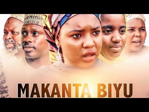 MAKANTA BIYU 1&2 LATEST HAUSA FILM
