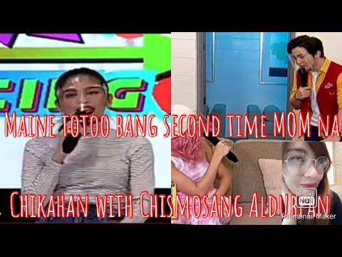 Maine Totoo bang second time Mom na/maine latest updates/watch this