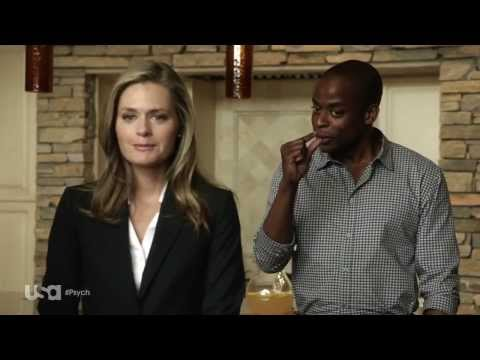 Psych Season 8 Episode 6 Psych-Out