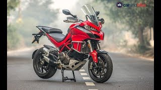 7. 2018 Ducati Multistrada 1200 S Touring Review