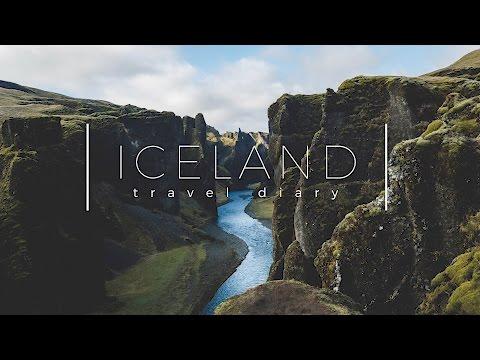 ICELAND TRAVEL DIARY (видео)