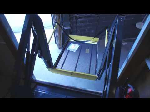Monaco Signature Installed Wheelchair Lift
