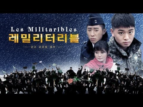 Les Miserables Parody by Korean Air Force