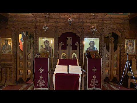 2020.04.01 Canonul cel mare al Sfântului Andrei Criteanul, Limours