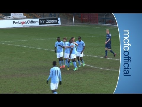 mcfcofficial - A round-up of of the latest EDS action. Jack Rodwell scores a classy hat-trick against Oldham. Micah Richards also features. Subscribe for FREE and never mis...