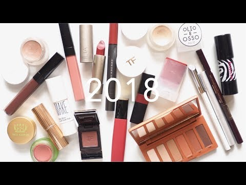 2018 Makeup Favourites | Most Used Products