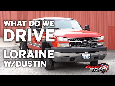 What Do We Drive: Loraine--Dustin's 05 6.6L Duramax LLY