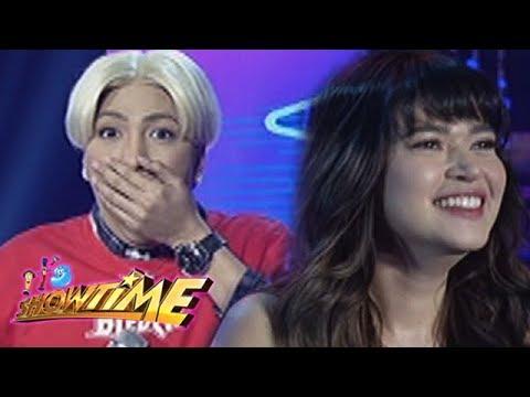 It's Showtime Miss Q & A: Vice Ganda mentions a name that surprises Bela
