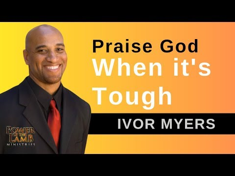 Going Through Hell (Staying Positive) | Pastor Ivor Myers