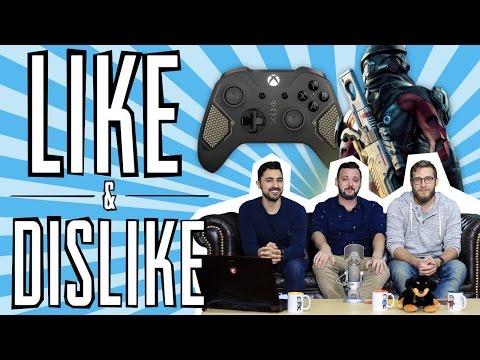 LIKE & DISLIKE: Mass Effect: Andromeda, Mandos de Xbox One, Gris...