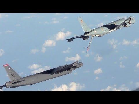 USAF B-52H Stratofortress aircrew...