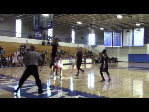 Men's Basketball Highlights vs. Anna Maria