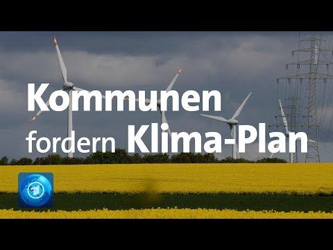 Kommunen wollen mehr Hilfe von Bund und Ländern für den Klimaschutz