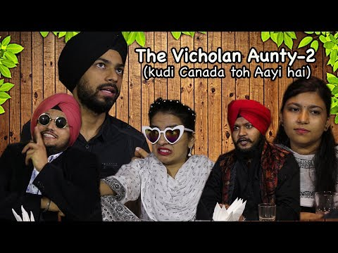 The Vicholan Aunty 2- Story Of Matrimonial Aunty- Langda Aam Prod.