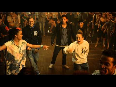 Battle hip hop salsa (street dance 2)