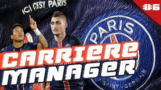 Video FIFA 17 - CARRIERE MANAGER - PSG #6 - RECRUTEMENT ! BONNE ANNÉE !! MP3, 3GP, MP4, WEBM, AVI, FLV September 2017