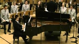 Kamilló Lendvay, Concertino für Klavier, Bläser, Schlagzeug und Harfe