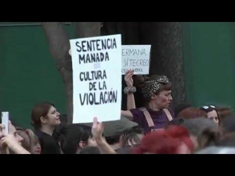 Ελεύθερη η «Αγέλη» οργή στην Ισπανία