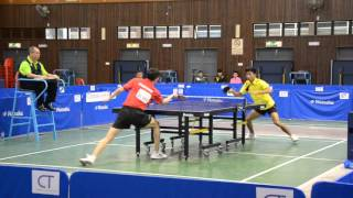 Mentakab Malaysia  City new picture : Asraf Haiqal vs Leong Chee Feng 2015 Mentakab Malaysia Final DSC 2301 Man final 4 of 6