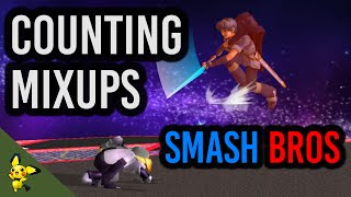 Counting Mixups in Super Smash Bros.