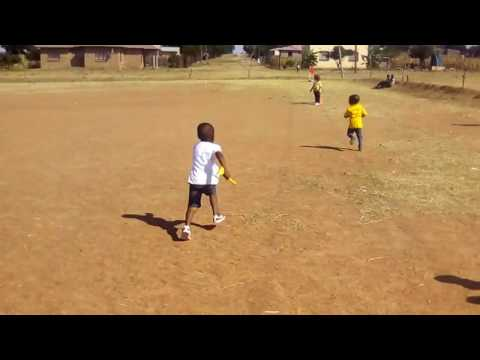 Creche`s Relay race, Khorishi creche & pre-school Ga-Sechaba Moletjie.