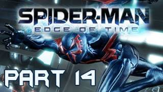 Spider-Man Edge of Time Walkthrough Part  14 Mary Jane Dead? Let's Play (Gameplay&Commentary)
