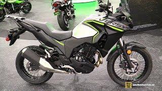 8. 2019 Kawasaki Versys-X 300 ABS - Walkaround - 2018 AIMExpo Las Vegas