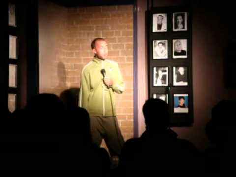 Neil Robinson Stand-Up Comedy @ Yuk Yuk's