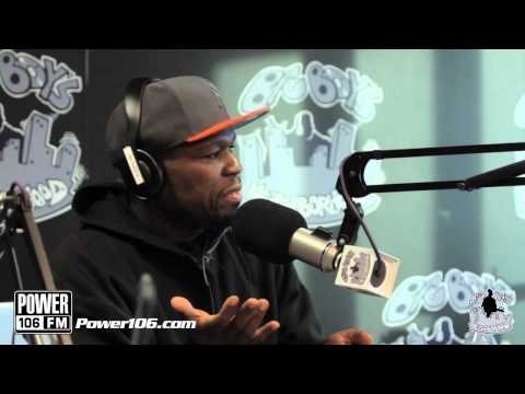 """50 Cent tells Big Boy why Alicia Keys forced him to push out """"New Day"""""""