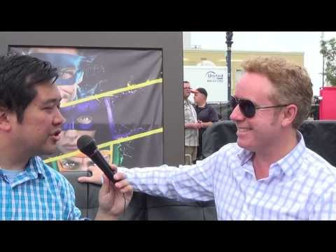 Comic-Con 2013: Exclusive Interview with Mark Millar for Kick-Ass 2