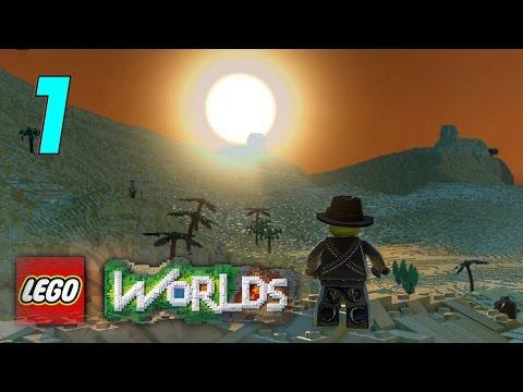 Я ПРОКАЧАЮ ЭТОТ МИР [ LEGO WORLDS ]