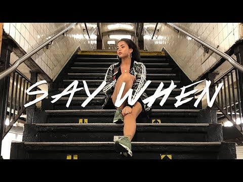 SELINA MOUR - Say When (Official Video) (видео)