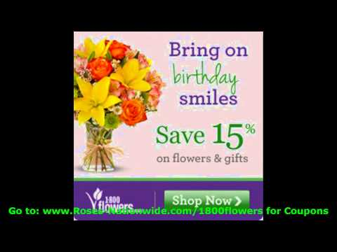 1800Flowers Coupon Chicago – Flower Delivery Chicago Florists Promo Code