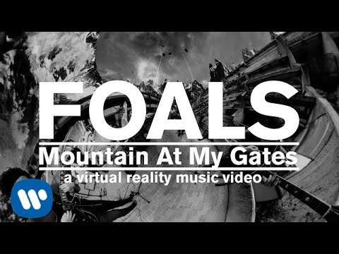 Foals / フォールズ「Mountain At My Gates」Official Video