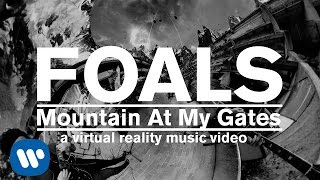 Download Lagu FOALS - Mountain At My Gates (GoPro Spherical) Mp3