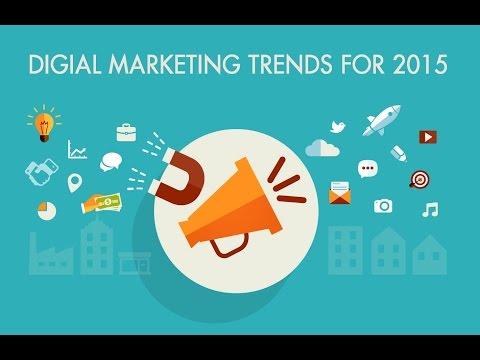 Digital Marketing Trends Of 2015-2016