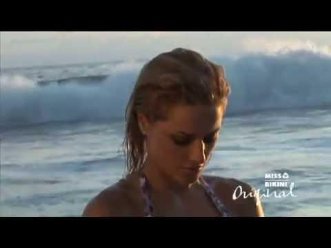 MISS BIKINI ORIGINAL 2011 SEYCHELLES ISLAND - LOLA PONCE
