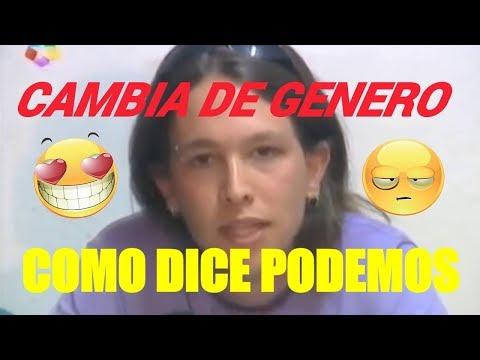 PODEMOS Y AUTODETERMINACIÓN SEXUAL. Proposición de Ley de Autodeterminación sexual de Podemos.