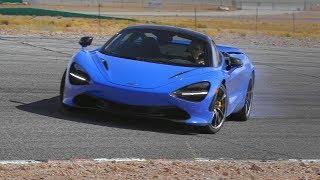 Tire Rack's Hot Lap | 2018 McLaren 720S by Motor Trend