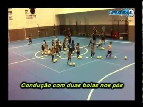 Atividades para Iniciação no Futsal