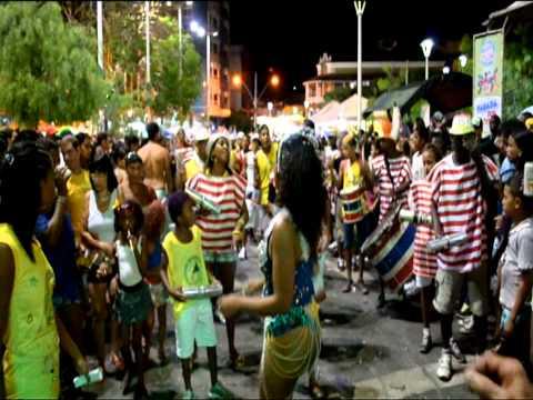 Carnaval 2014 em Bom Jesus do Itabapoana - Parte 3